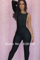 Free shipping New fashion 2013 One Shoulder bandage dress Hollow Out Backless bodycon dress sexy women dresses For Party