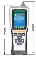 Portable SF6 detector Wasp-xm-R-SF6, 0-1000PPM, 1 PPM