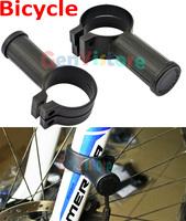T-rail plastic handlebar adapter bicycle Bike light mount lamp base extension 22-35mm Diameter Holder