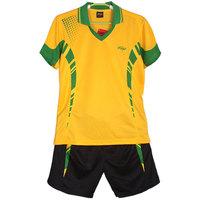 F61 volleyball suit set lovers sportswear set short-sleeve T-shirt school uniform