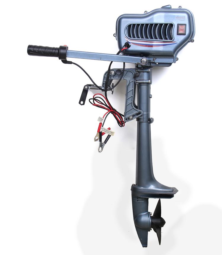 Мощность электрического лодочного мотора (обзор электромоторов для надувных лодок)
