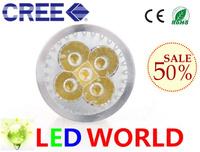 High Power Cree 5x3W 15W 9W 12W GU10 MR16 E14 85-265V Led Lamp Lights led Spotlight LED Bulbs Downlight AC 85-265V  LED Lighting