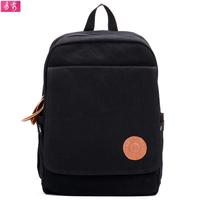 ESHOW Backpacks Men Canvas School Backpacks Small Knapsack Rucksack BFB002121