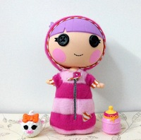 Lalaloopsy Littles - Blanket Featherbed no box loose 100% new for children gift