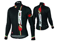 cycling jersey 2014 !!  jersey cycling long sleeve jersey  road bike jersey/cycling clothing/jacket black