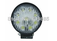 27w SPOT ROUND Light For Off Road Truck 4x4 Boat SUV Lamp Epsitar LED Lamp 4WD ATV SUV Jeep Truck Car