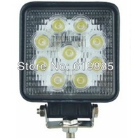 White BLOOD BEAM 48w 6500K For Off Road Truck 4x4 Boat Tractor SUV 4WD ATV Jeep Car LED Fog Driving Work Camping 10-30V Lamp