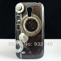 20x Old Camera Lens DESIGN HARD SKIN COVER CASE FOR SAMSUNG GALAXY S4 SIV MINI I9190 New Arrive