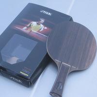 Stiga Table Tennis Blades EBENHOLZ 7 FL / LONG HANDLE / RACKET/ Table Tennis Bats / paddle & PING PONG Racket