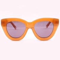 Brand Vintage Designer Fashion Original Sunglasses For Women KW Anytime Retro Sun Eye Glasses Oculos Do Sol Feminino Sunglass