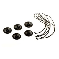 5pcs /lot  Camera Tethers Straps with 3M sticker for GoPro Hero 3 2 1 Hero3 Hero2 Hero1 GO PRO accessories  free shipping