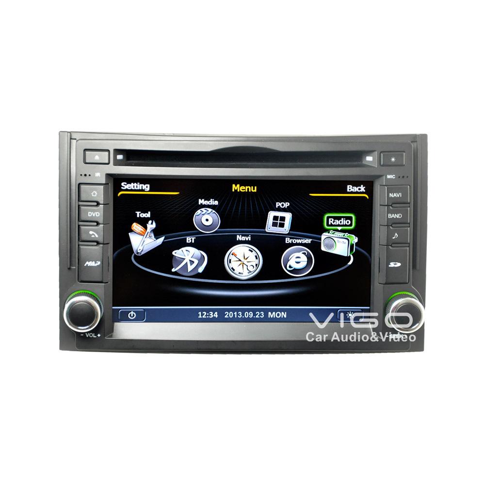Stéréo de voiture de navigation gps pour hyundai 1650cm 1, i800 ...
