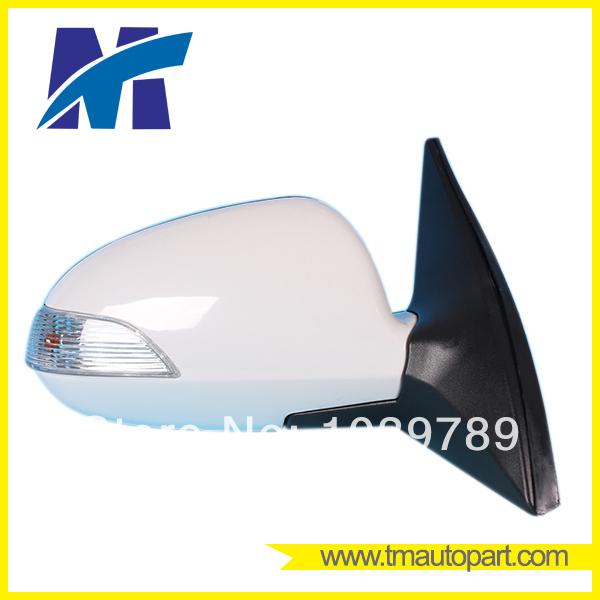 Supply Hyundai Elantra car door mirror model 2011(China (Mainland))
