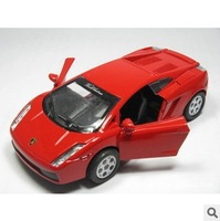 Hot sale  car 1:32 lamborghini car back in car door alloy model toy car