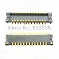 New LCD display screen FPC connector for iPhone 4 4g 4s 4gs logic on motherboard mainboard free shipping 10pcs/lot