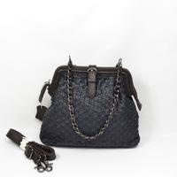 2013 new desigual women famous brands handbag lambskin genuine leather handbags small Messenger bag clutch