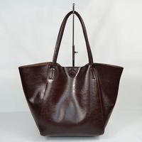2013 new winter Korea genuine leather women handbag leather bag  shoulder bag high quality tote