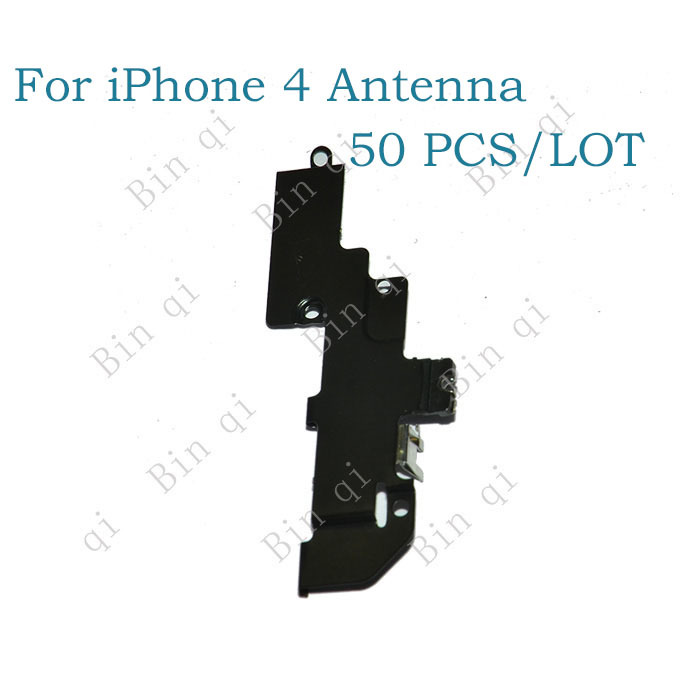 50 PCS/LOT WIFI Ribbon For iPhone 4s WIFI Antennna Flex Cable Replacement Free Shipping(China (Mainland))
