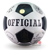 Free Shipping Official size and weight Best quality Train brand PU hand sewn match or training soccer ball football