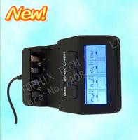 AA/AAA Ni-MH/Ni-CD intelligent battery charger with LCD display  Intelligent Battery Charger
