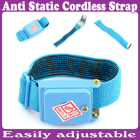 6 pcs/Lot_Cordless Wireless Anti-Static antistatic Wrist Strap