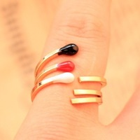 Min.order is $10 ! Stylish simplicity matches Ring 2013 New Rings Christmas gifts for women
