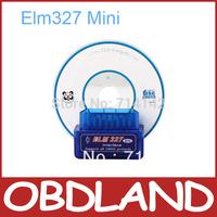 Latest Version V2.1 Super Mini ELM327 Bluetooth OBD2 Scanner For Multi-brands CAN-BUS Supports All OBD2 Model