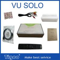 Newest V3.0 Vu Solo VU+Solo PVR Linux Smart Single Tuner Digital dvb-s2 HD Receiver Free Shipping 1pcs