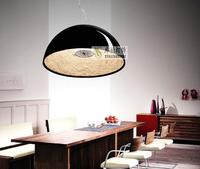 Luxury Vintage Sky Garden Pendant light Resin E27 Holder For Loft Bar Caffee Restaurant  Parlor  Study White Black