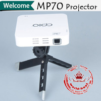 "New Full HD Mini Multimedia Projector Mobile Pocket LED Home Cinema 854*480 WVGA 80 lumens 10""-60"" 16:9 HDMI MHL free shipping"