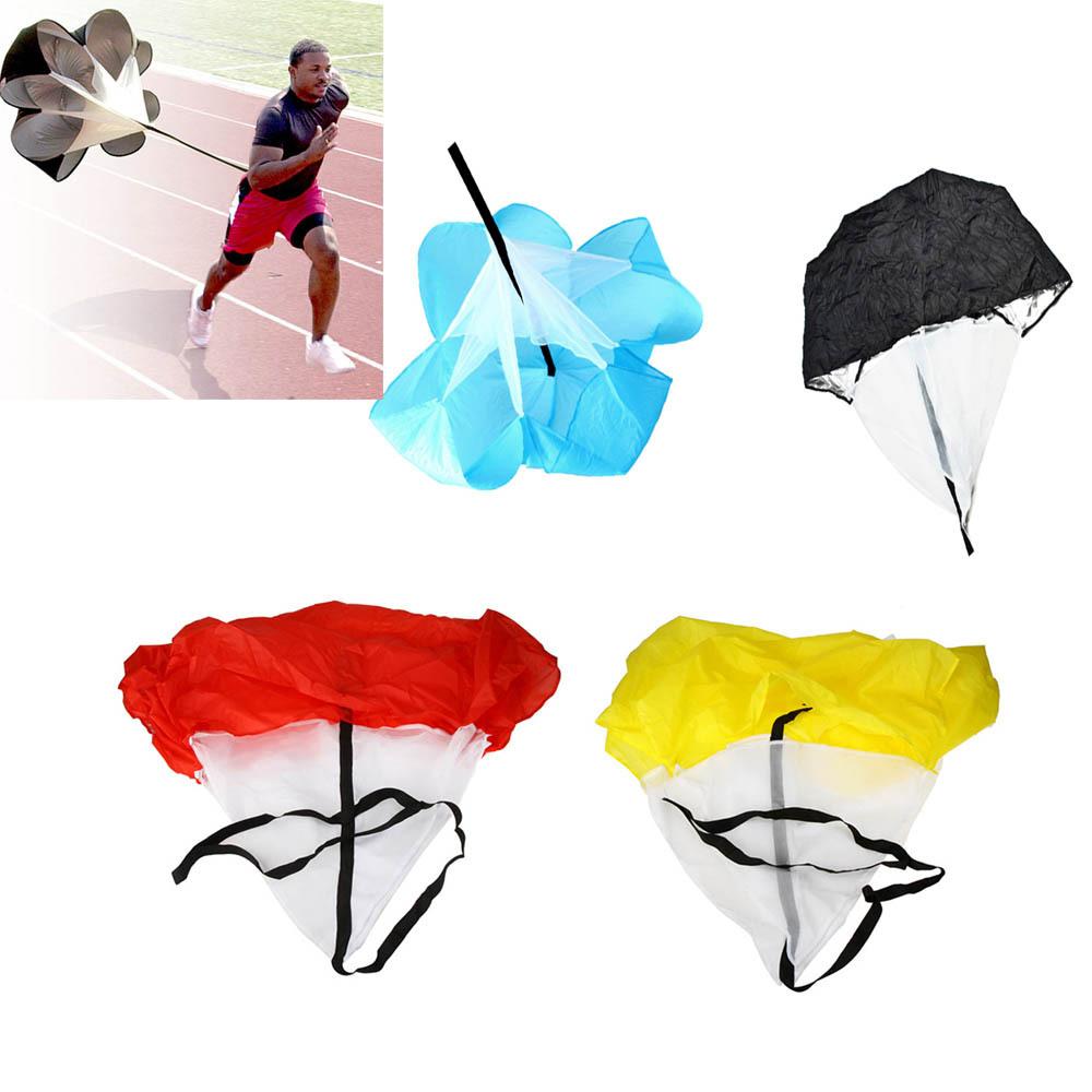"56"" Speed Resistance Training Parachute Running Chute Soccer Football Training Parachute Umbrella Blue Wholesale(China (Mainland))"