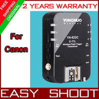 Yongnuo YN-622C  YN622  Wireless TTL single  Flash Trigger  For canon  DSLR camera ,1pcs