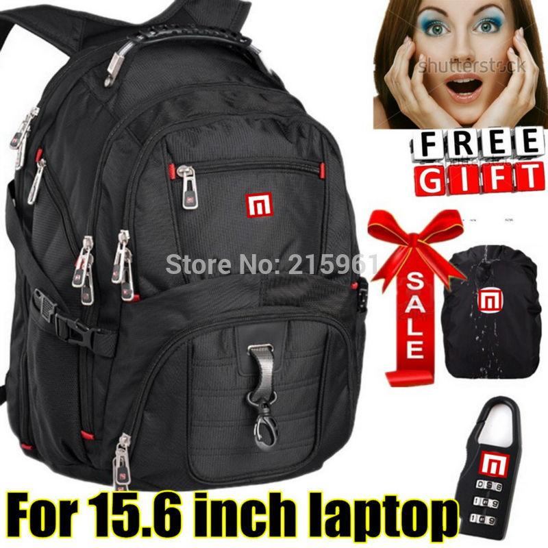 2014 15.6 inch,SwissArmy,Swiss Lander Laptop backpack,Computer case,Laptopbag,men travel backpack,notebook backpacks for macbook(China (Mainland))