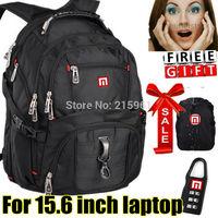 2014 15.6 inch,SwissArmy,Swiss Lander Laptop backpack,Computer case,Laptopbag,men travel backpack,notebook backpacks for macbook