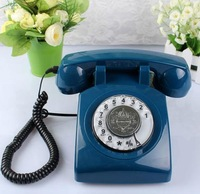 Vintage Rotary Phone Retro Phone Corded Home Antique Telephone old fashioned Rotary Telephone