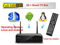 Mortimer T6 Network Smart TV box player Hyun shadow XBMC intelligent 3D TV set-top box HD hard disk player