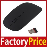 [FactoryPrice] 2.4GHz USB Wireless Scroll Wheel Optical Mouse Mice for Laptop PC High Quality