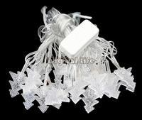 *NEW YEAR 5M 28 LED Christmas Tree String Fairy Light Christmas Party Wedding Decoration 100-240V EU Plug TK1341