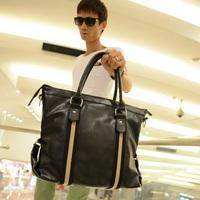Man bag casual shoulder handbag messenger travel bag the trend bag