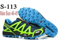 Hot!2014 free shipping!NEW model Zapatillas salomon color ,salomon FELLCROSS 2,high quality ,fast shipping,size:40-45!