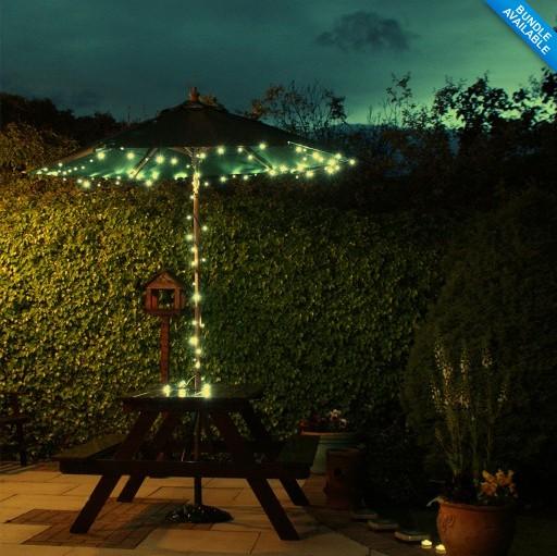 Led Lights For Outdoor Trees :  LEDSolarFairyLightsOutdoorGardenLedStringLightsForbushesjpg