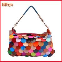 Womens Handbags Shoppers Cross Body Messenger Real Leather Chain Bags Sheepskin Satchel Shoulder Purses Promotion!!