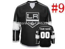 black hockey promotion