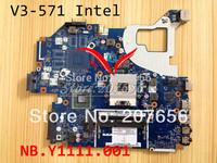 Wholesale V3-571 V3-571G NBY1111001 Q5WVH LA-7912P laptop motherboard integrated for ACER full tested