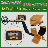 MD-6150 Metal Detector Gold Digger Treasure Hunter Free Shipping
