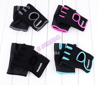 High Quality New Cycling Fitness Sport Gloves GYM Half Finger Weightlifting Gloves Exercise Training 18785