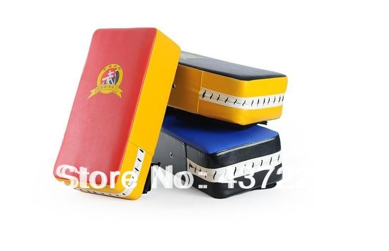 Boxing /Sanda /fighting/Martial Arts/Muay Thai Kick Boxing Strike Punch mitts pads MMA Focus pad foot Target Pad Free Shipping(China (Mainland))