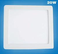20w led panel light/led ceilling light/led panel light for kitchen/bathroom/office/