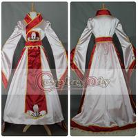 Free Shipping Customized Anime Costume Tsubasa Reservoir Chronicle Sakura Cosplay Costume
