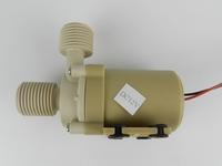 NEW Solar DC 12V Hot Water Circulation Pump Brushless Motor Water Pump